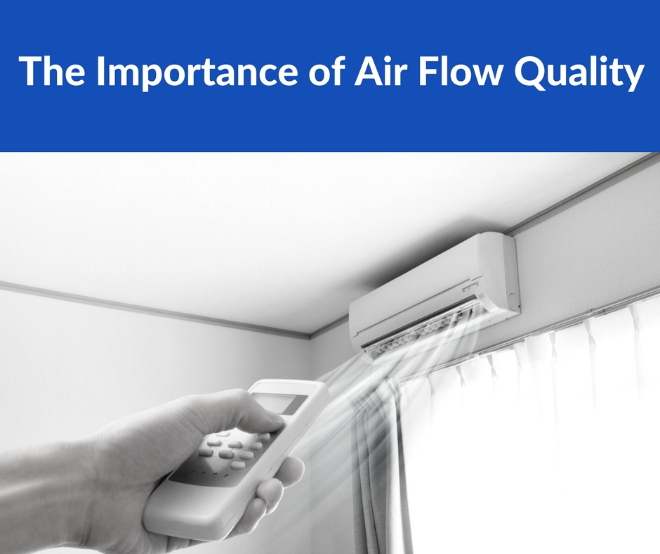 importance of air flow quality