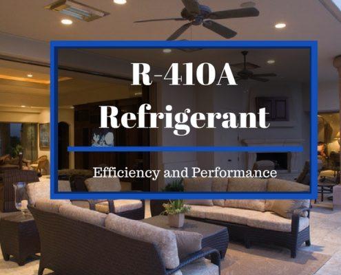 R-22 vs R-410A Refrigerant