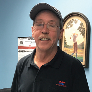 Ronnie Wyrick | Kay Heating and Air