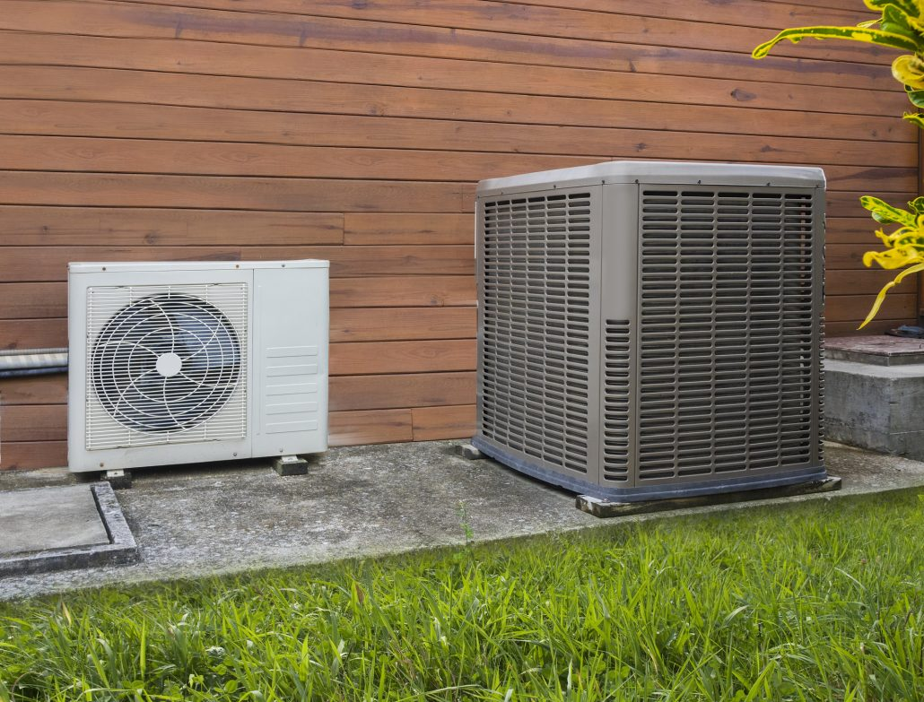 Heat pumps - problems and prospects